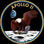 Missionslogo Apollo 11